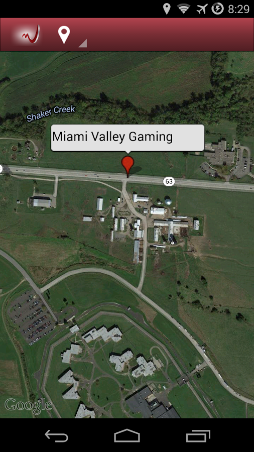 Miami Valley Gaming - screenshot