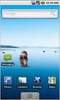 Screenshot of Zombie Battery Widget