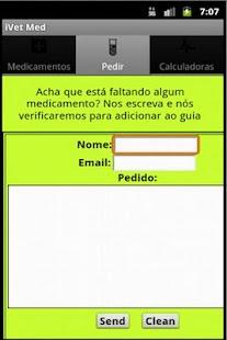 Vet Medicamentos: miniatura da captura de tela