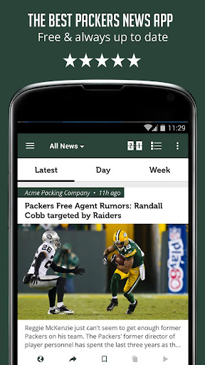 Unofficial Packers News