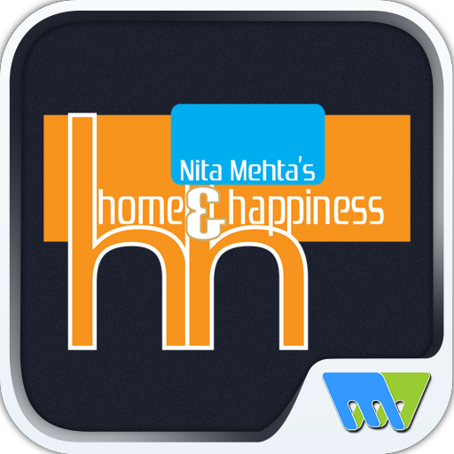 Nita Mehta's Home & Happiness LOGO-APP點子