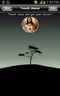Touch Jesus- screenshot thumbnail
