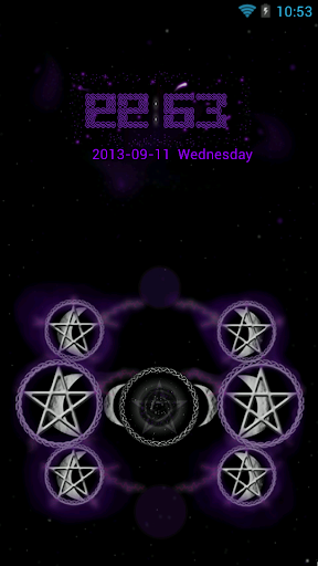 Pagan Theme Go Locker