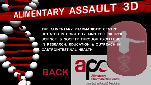 Alimentary Assault 3D- screenshot