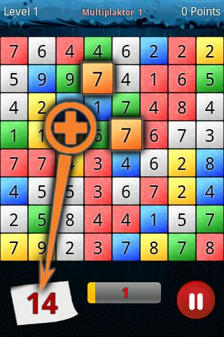 Math Maniac - screenshot