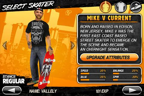 Mike V: Skateboard Party - screenshot