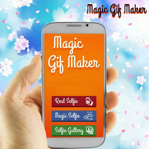 Magic GIF Maker Live Wallpaper