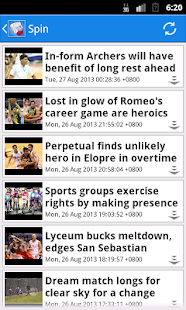 Philippines News - screenshot thumbnail