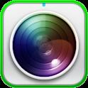 CLIQ.r for LINE camera icon