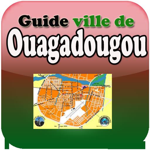 Guide Ouagadougou LOGO-APP點子