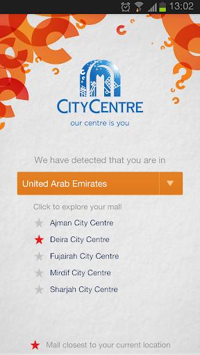 City Centre Malls-Official App