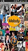 Screenshot of Radio Melody Jujuy