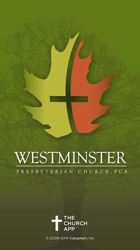 Westminster PCA Greenwood MS