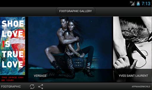 FOOTGRAPHIC Shoe Catalog