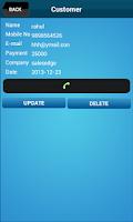 Screenshot of Payment Reminder