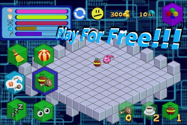 Digipet X Free screenshot