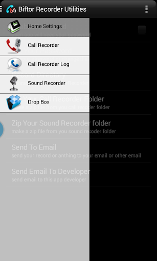 Biftor Recorder Utilities