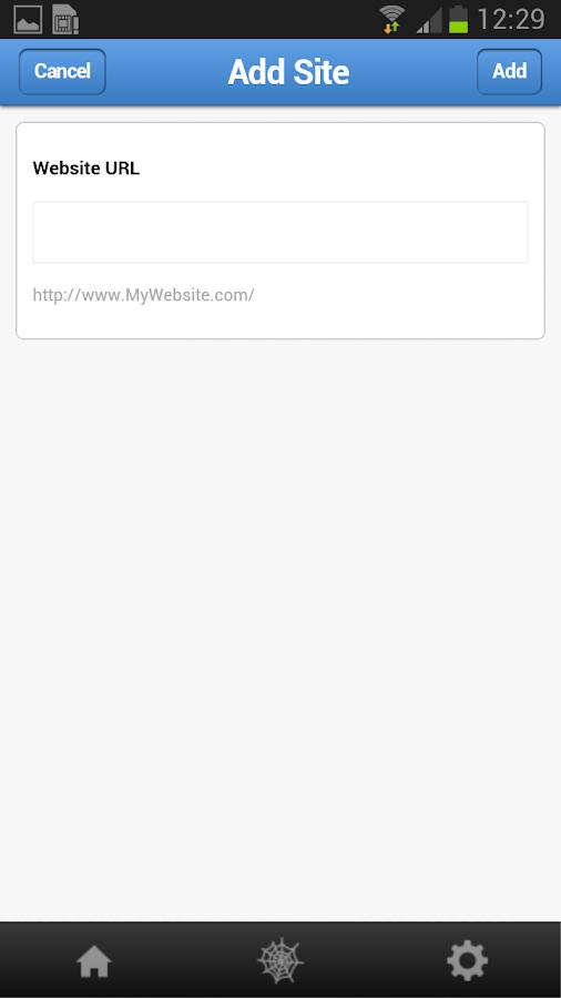 SnapSitemap - XML Sitemaps - screenshot
