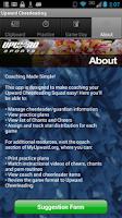 Screenshot of Upward Cheerleading Coach