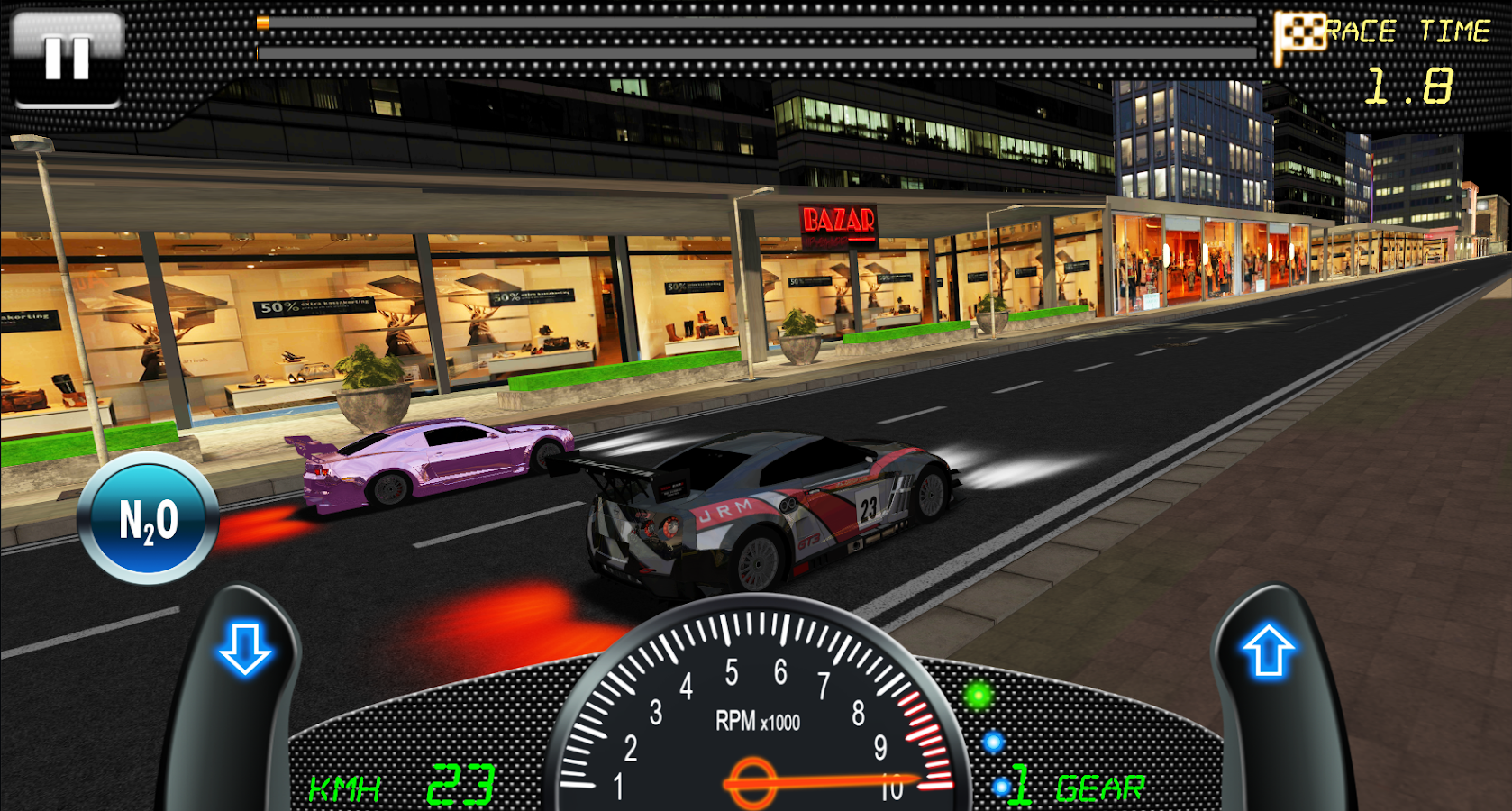 drag extreme racing 3d android apps on google play. Black Bedroom Furniture Sets. Home Design Ideas