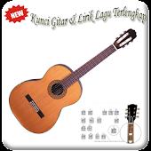 100++ Kunci Gitar & Lirik Lagu