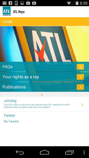 ATL Reps App
