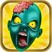 Angry Zombie Run: Village Rush