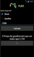 Screenshot of Cálculo Flex