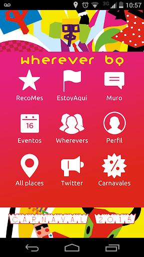 Wherever BQ