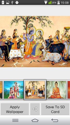 玩個人化App|Hindu God Wallpaper免費|APP試玩