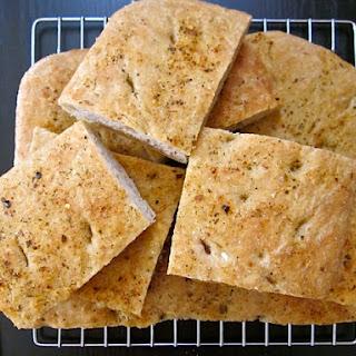 No-knead Focaccia