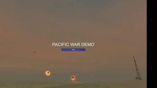 Pacific War Demo