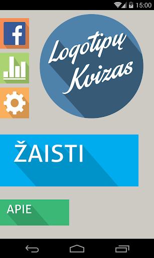 Logotipų Kvizas