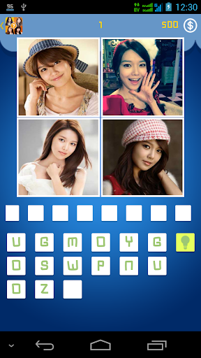 What Word SNSD Guess
