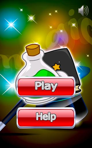 Magic Saga Charms Bonus Puzzle