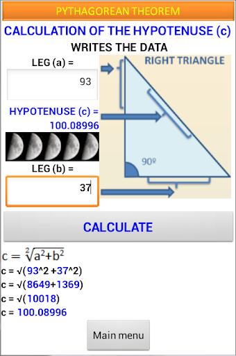 Pythagoras Step By Step