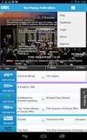Screenshot of Cox TV Connect