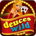 Deuces Wild - Video Poker icon