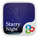 Starry Night GO Launcher Theme icon