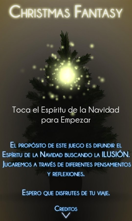 Christmas Fantasy: captura de pantalla