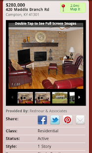 Eastern Kentucky Real Estate- screenshot thumbnail
