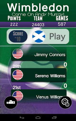 Versus: Wimbledon