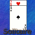 1-Click Solitaire logo