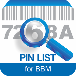 Pin List for BBM for PC and MAC