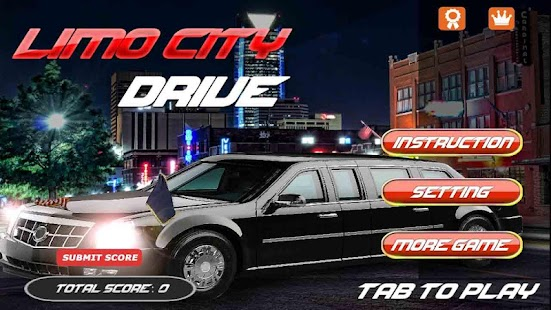 SPORT LIMO CITY DRIVE- screenshot thumbnail