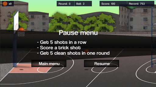 Ball Shootout beta
