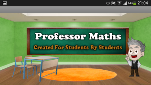 Professor Maths