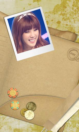 Apink Chorong Wallpaper 04