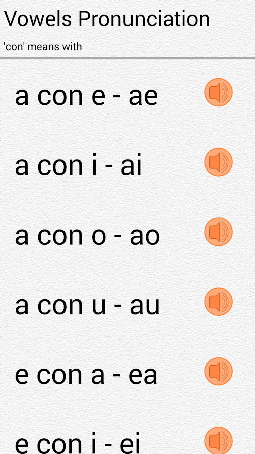 how to speak with a spanish accent