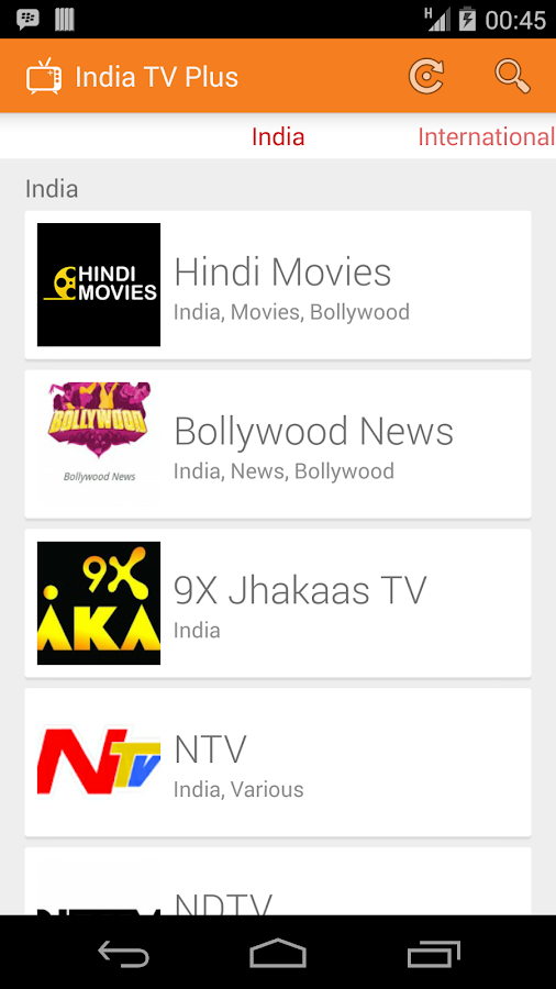 India TV Plus- screenshot